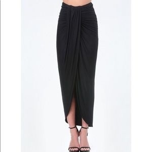 Bebe maxi skirt